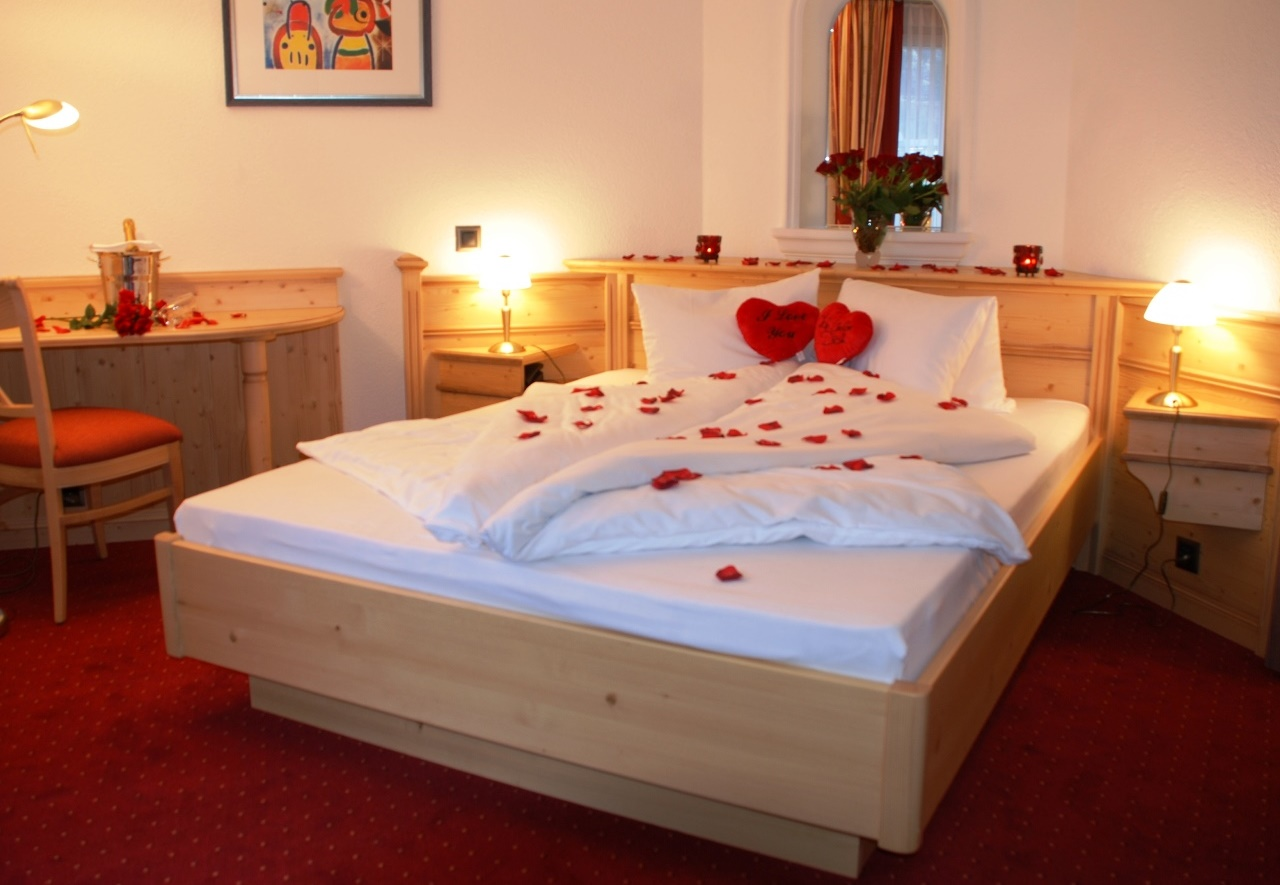 Hotel Brienz - Chambre romantic